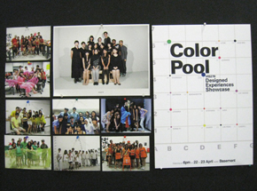 Color Pool Exhibition