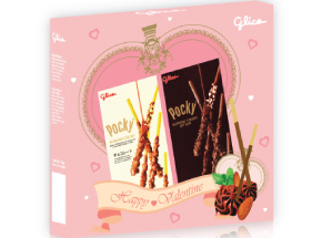 Glico Valentine Day Pack
