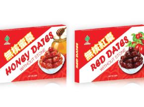 Honey Dates & Red Dates